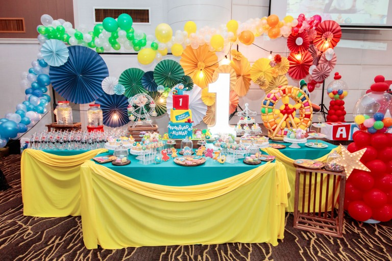 Pocoyo Birthday Theme