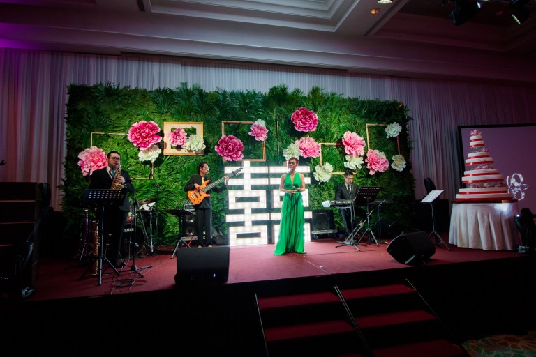 Mandarin Oriental Hotel For E & S Wedding
