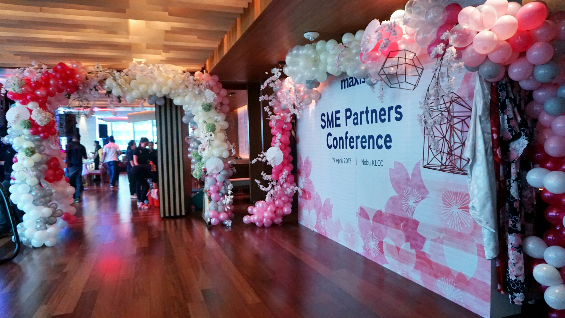 Maxis SME Partners Conference