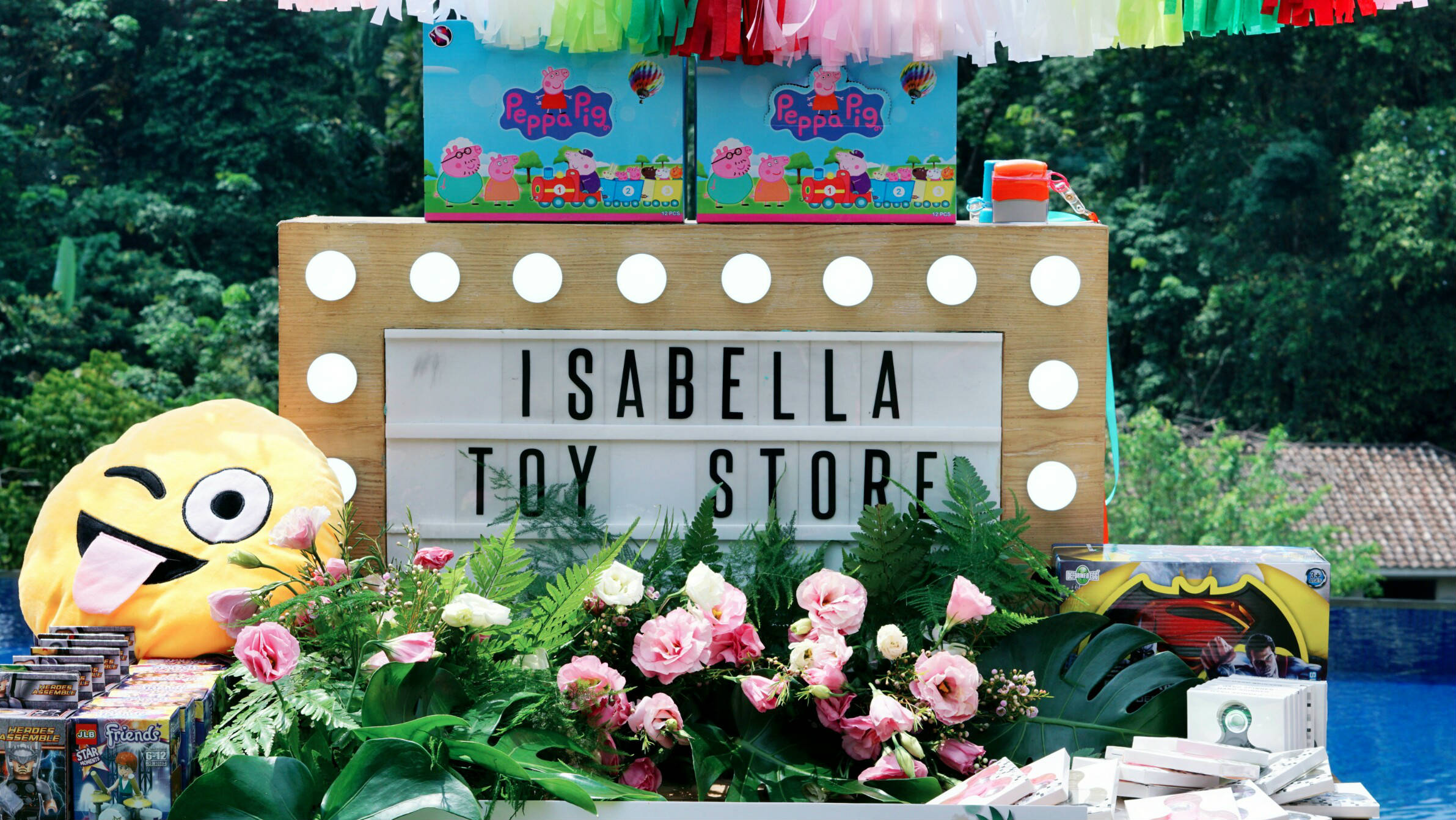 Isabella Party