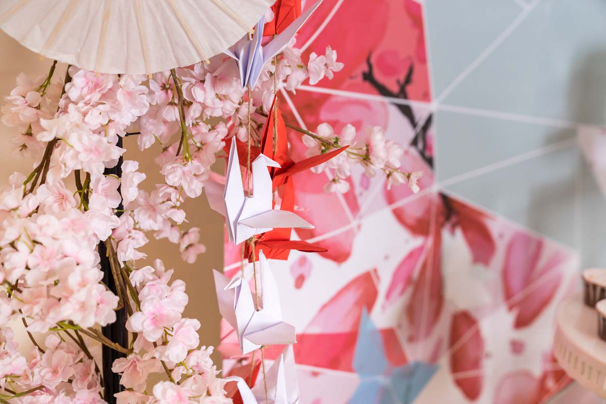 Spring in Japan – I Heart Party